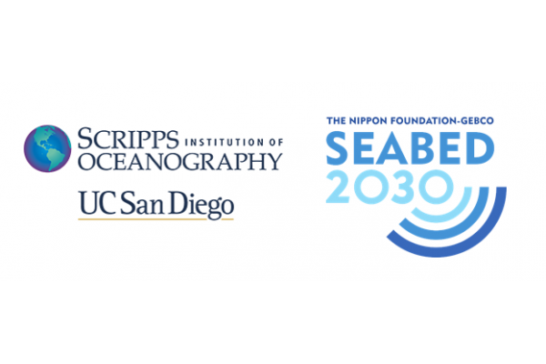 Scripps Seabed 2030 Logos