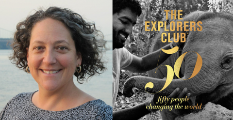 Vicki Ferrini Explorers Club 50