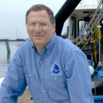 Larry Mayer, Center Co-Head for the Seabed 2030 Arctic and North Pacific Ocean Regional Center