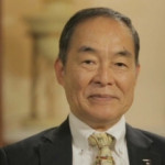 Shin Tani, Chair GEBCO Guiding Committee, Japan